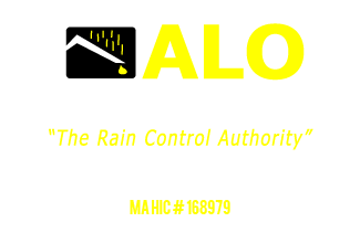 ALO Seamless Gutters — The Rain Control Authority | Littleton, MA
