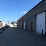 Commercial Building 300 Foot Gutter Run
