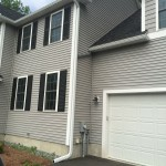 Specialty Colored Downspout Blending