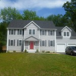 Completely Guttered Littleton Home w/ Double Returns.  The Gutters All But Disappear!!